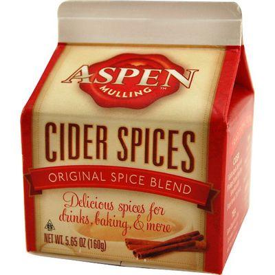 Aspen Cider Spices